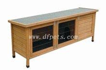 Wood Design Rabbit Hutch