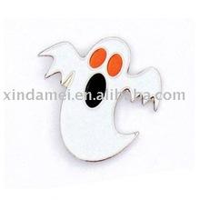 halloween ghost lapel pin(xdm-b609)