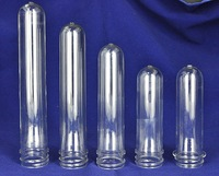 Various clear PET plastic tube at your choice