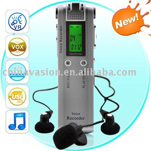 Hidden Digital Voice Recorder