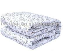 printed wool comforter