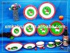 Ceramic dinnerware/12pcs tableware with decal(100-31)