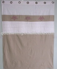 curtain Embroidered Curtain Window curtain