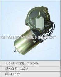 wiper motor used for isuzu