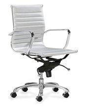 Acrylic Swivel Office Chair
