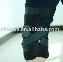 Knee Cap opened Brace with hinge Size:17''