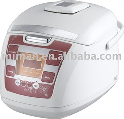 square rice cooker