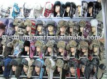 FASHION RUSSIAN TRAPPER FUR WINTER HAT EAR MUFFS WH18