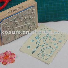 Character Christmas Stamps