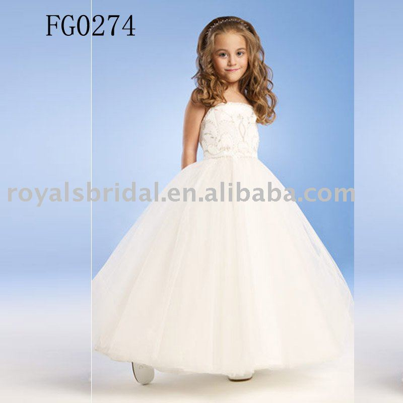 bridal gowns for kids | Wedding Everything