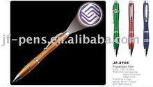 Plastic projective pen
