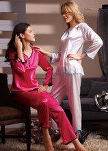 Midnight para mujer pijamas de seda YHA052