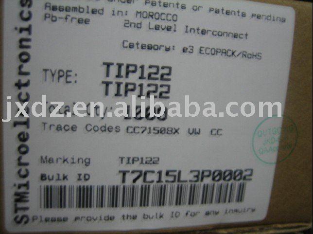 Транзистор ( TIP122 ) к-220