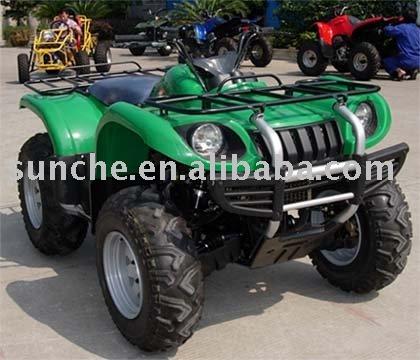 SA650-01 EEC 650CC 4X4 ATV QUAD