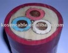 3 Core Rubber Cable (300/500V, Medium)