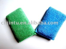 ZM13 magic cleaning/eraser sponge,microfiber cleaning sponge
