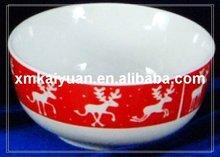 ceramic 5.5 inch rice bowl