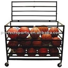 Basketball ball cart