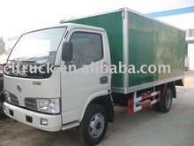 Dongfeng mini refrigerated van, refrigerator truck