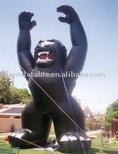 advertising gaint inflatable gorilla
