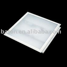 Prismatic Crystal Fluorescent Lighting Fixture