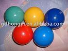 plastic empty balls