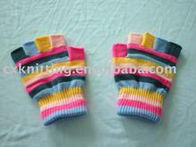 designer fingerless gloves