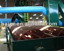 NPK fertilizer steam granulation system plant