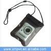 Buttons waterproof pvc Camera bag D-W018
