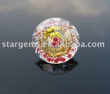 Jewellery pendent cubic zircon