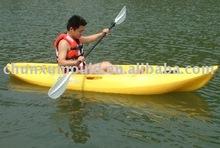 OEM leisure canoe ,plastic canoe