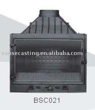 wood burning fireplace insert (BSC021)
