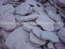 natural quartzite&slate random cut