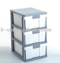 3 layer sealed storage cabinet