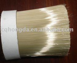 brush filament/pet hollow/tapered filament
