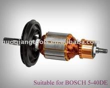 Pièces de machine-outil d'armature de BOSCH GBH 5-40DE
