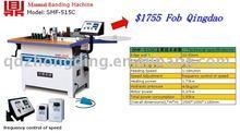 PVC/MDF manul edge Banding machine/woodworking machine
