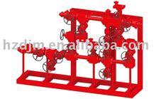 Apply to offshore platform API 16C Sea's Upright manifold