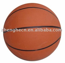 stocking lot rubber basketball