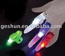 laser finger, LED finger light,
