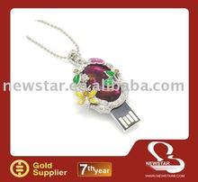 OEM promotion Jewelry USB flash drive(NS-U5120)