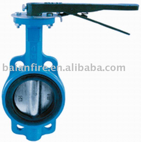 fire protection butterfly valve   fujian baian fire fighting co   ltd