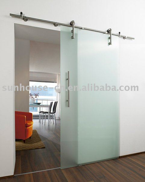 Collection Glass Sliding Door Frameless Pictures - Woonv.com ...