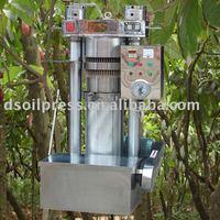 Cocoa bean oil press machine 6YZ-260