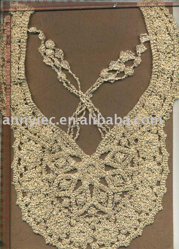 Lace Motif Jacket Crochet Pattern | eBay - eBay | Electronics