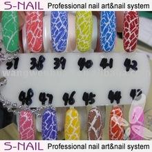 2012 populares agrietada esmalte de uñas