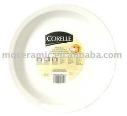 9 inch ceramic pie plate