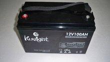 12V 100AH VRLA solar battery