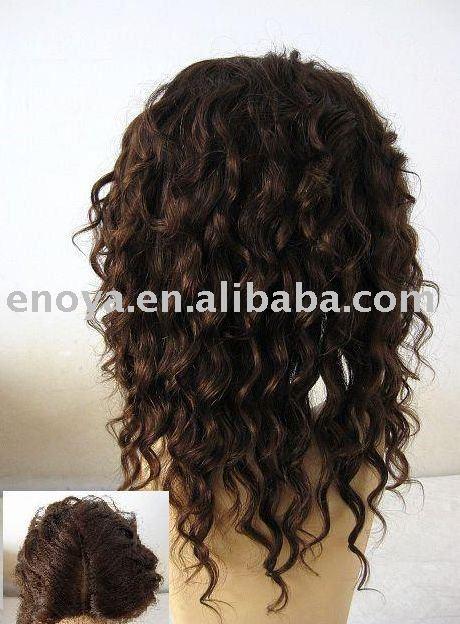 100  human hair natural