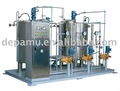 dosificación de productos químicos de equipos